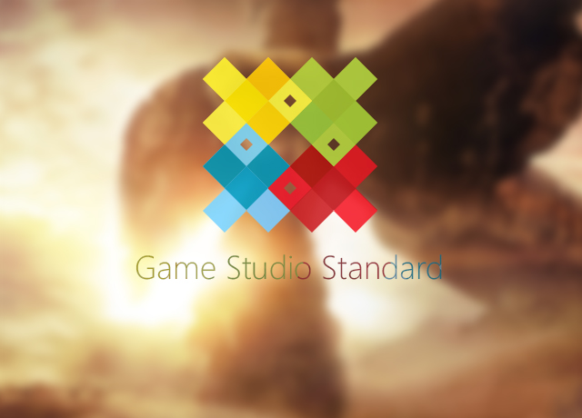 Logotype «Game Studio Standard»